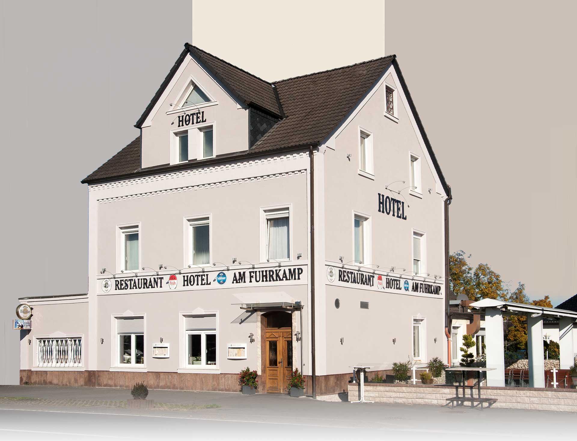 Hotel-Restaurant am Fuhrkamp in Langenfeld-Rheinland
